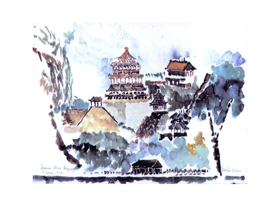 The Summer Palace, Beijing China