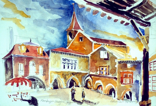 Dordogne Monbager