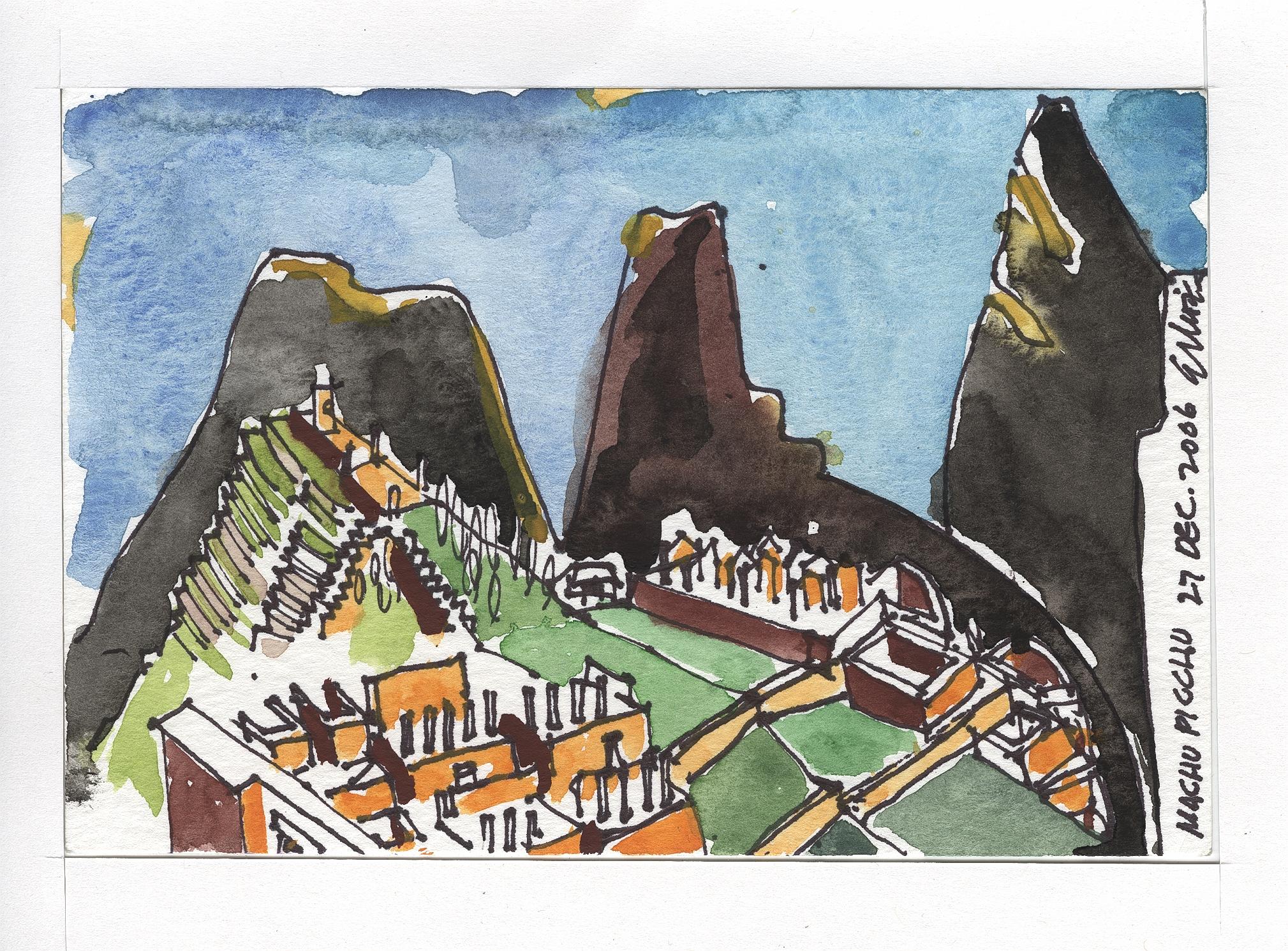 Macchu Pichu Three Peaks_122706.JPG