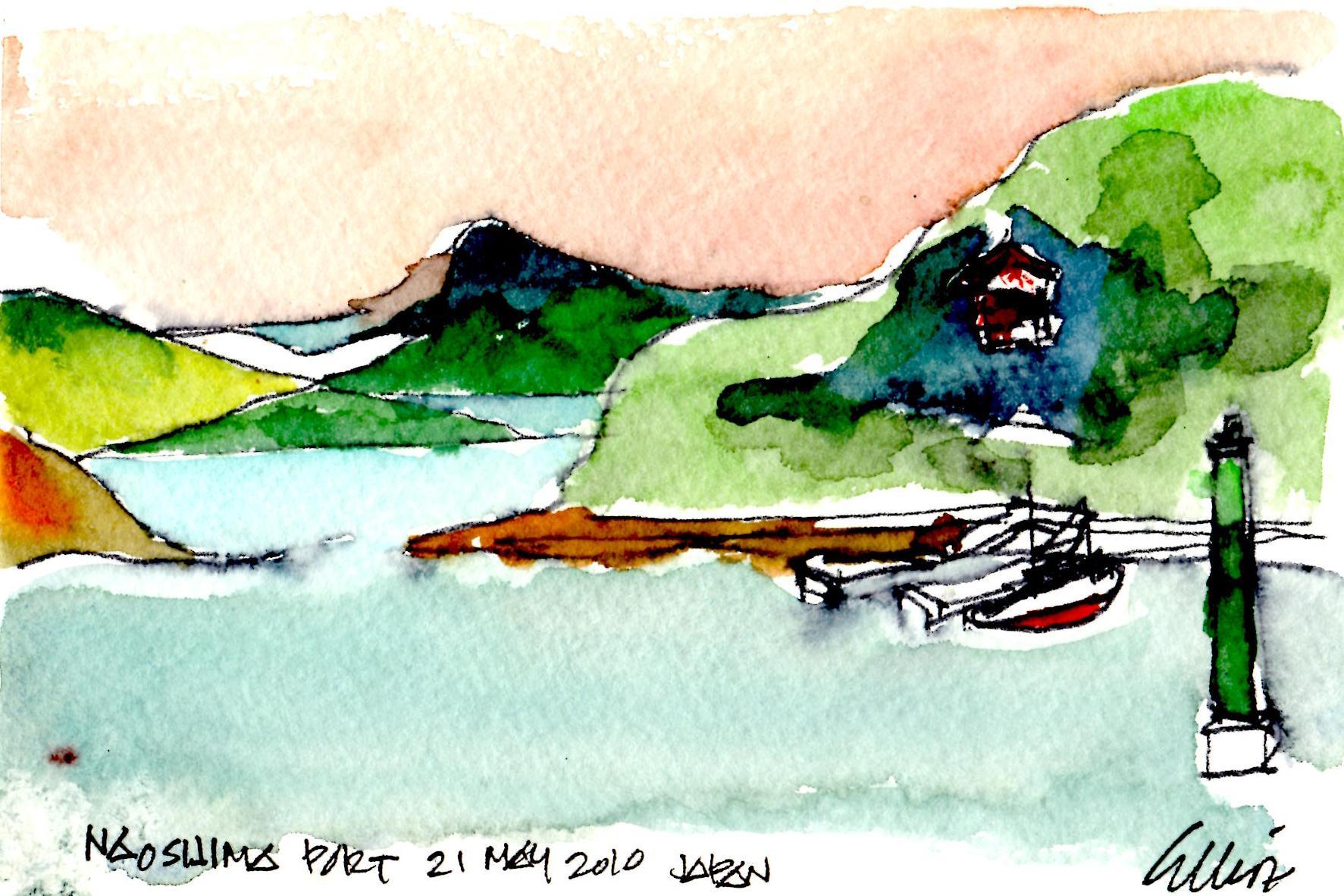 Naoshima Port