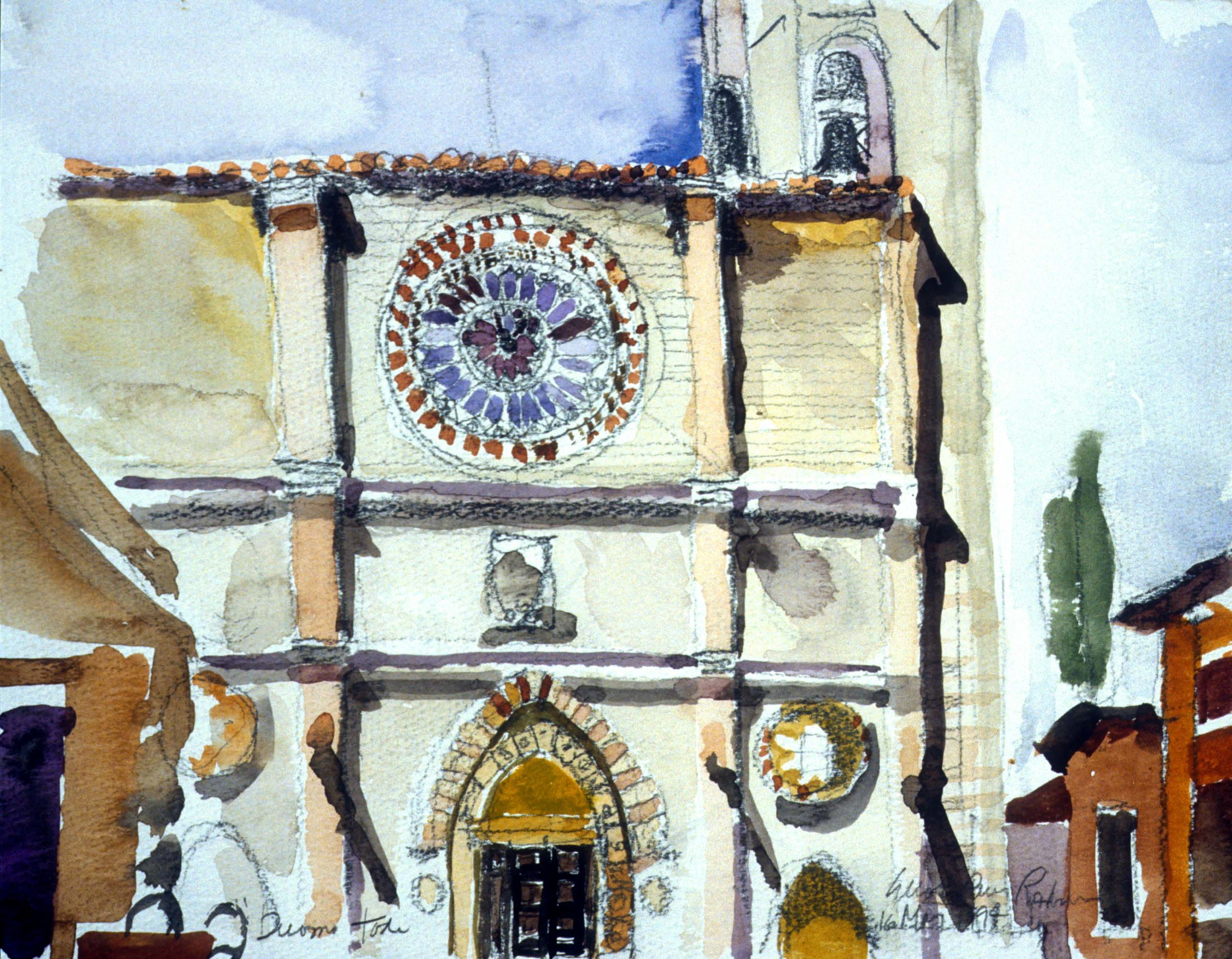 Duomo Todi