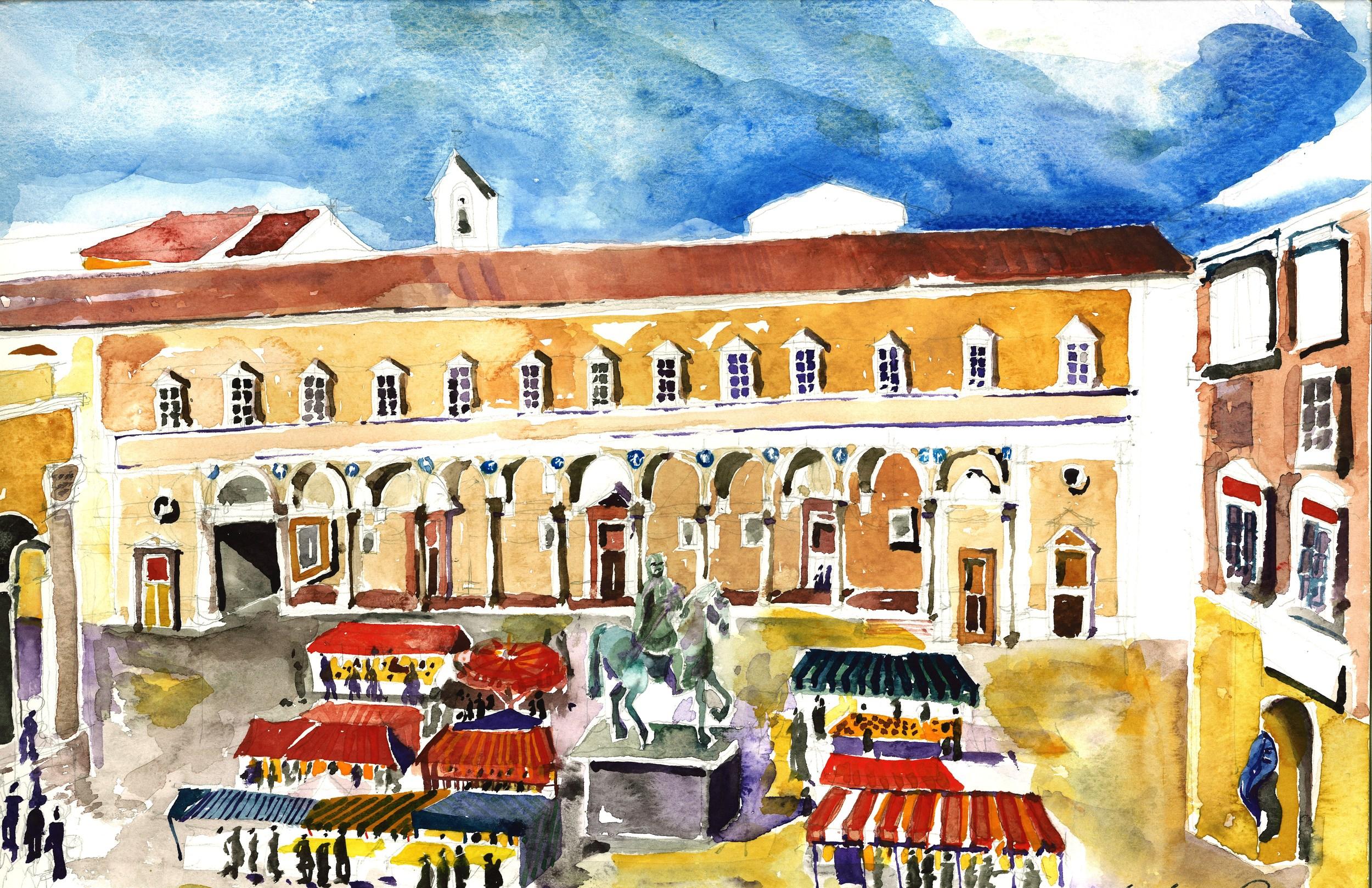 Piazza dell S.S. Annunciata
