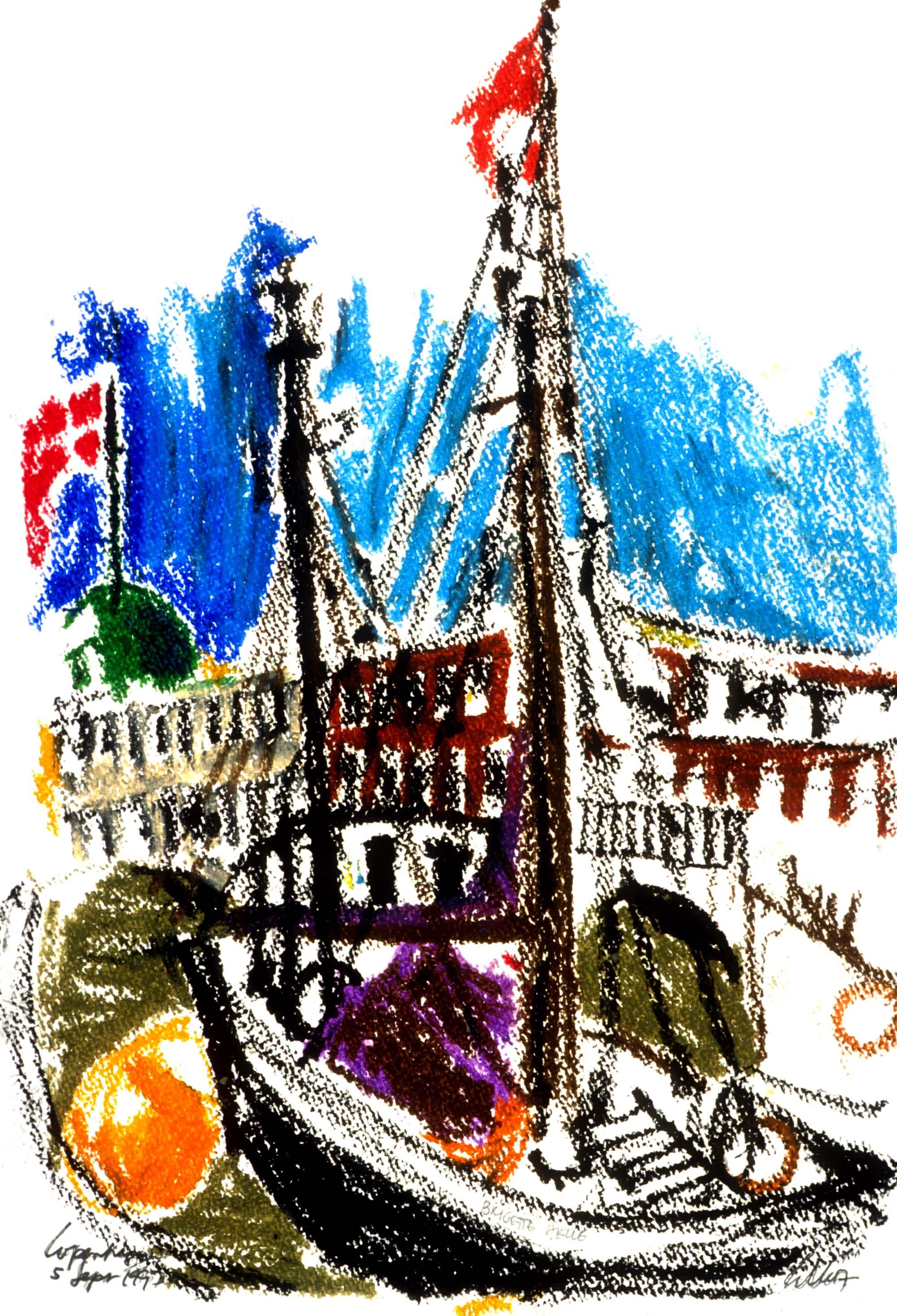 Copenhagen Boat Denmark