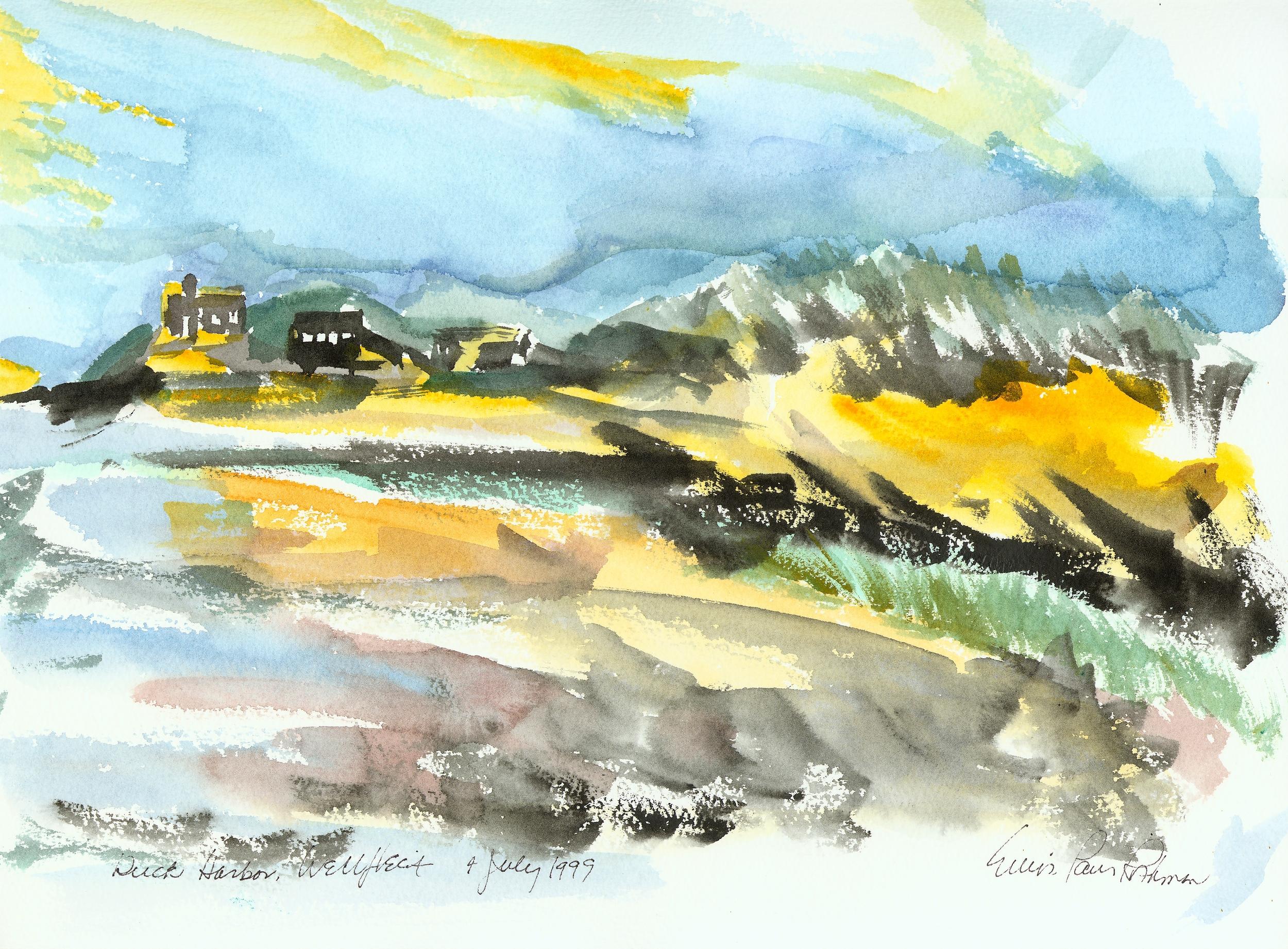 Duck Harbor III, Welfleet