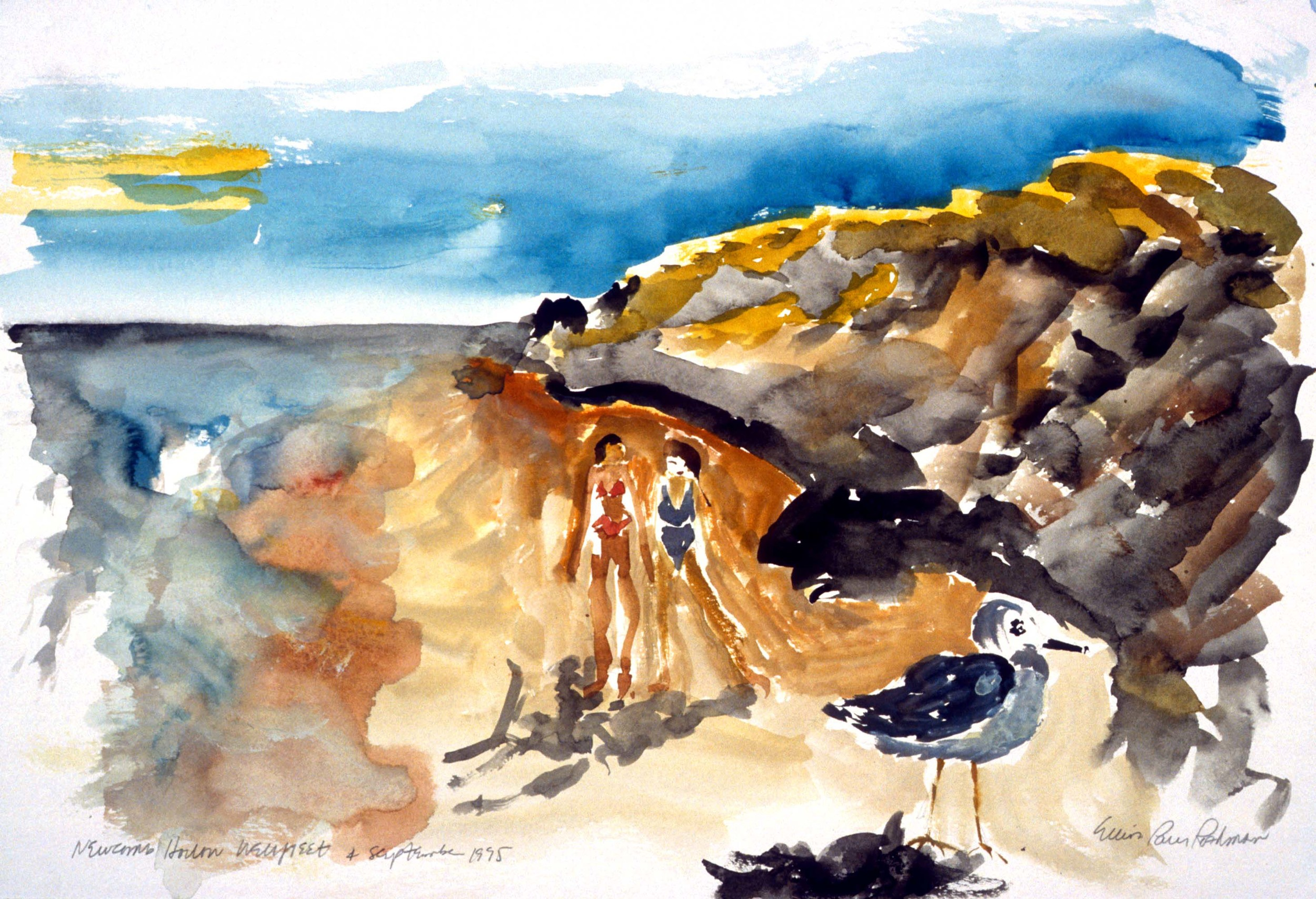 Newcomb Hollow Gull Wellfleet