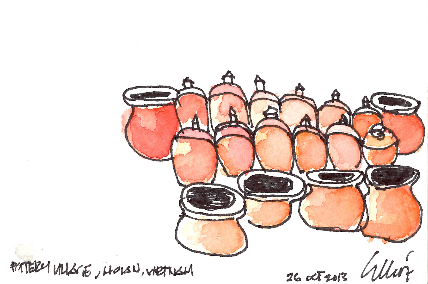 pottery village hoian 10.26.13