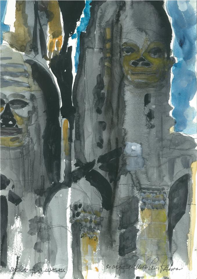 Angkor Thom 10/30/2013