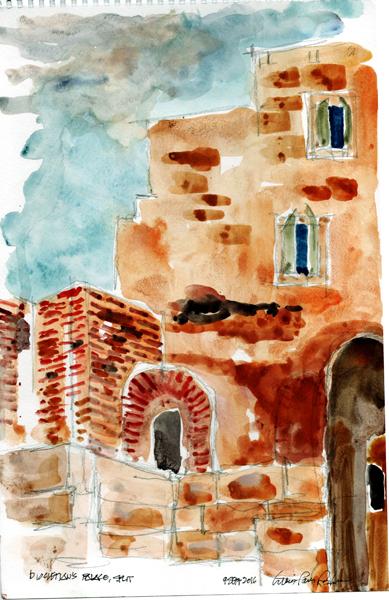 Diocletian's Palace, Split Croatia