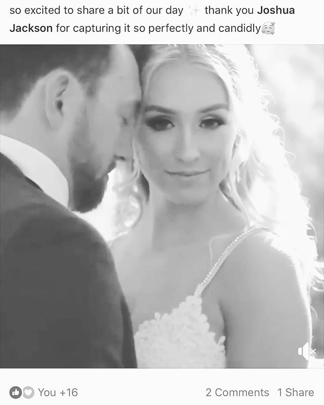 When a bride loves her video so much she HAS to post about it before having the short version! I love that I get to do this. Being a filmmaker and a creative is something I don't take lightly and others loving our work as much as us is the biggest compliment. #jdjcreation #weddingcinematography #weddingcinematographer #lifeofacinematographer #coloradowedding #coloradowedings #mountainweddings #weddingday #weddingphotographer #jdjcreationllc