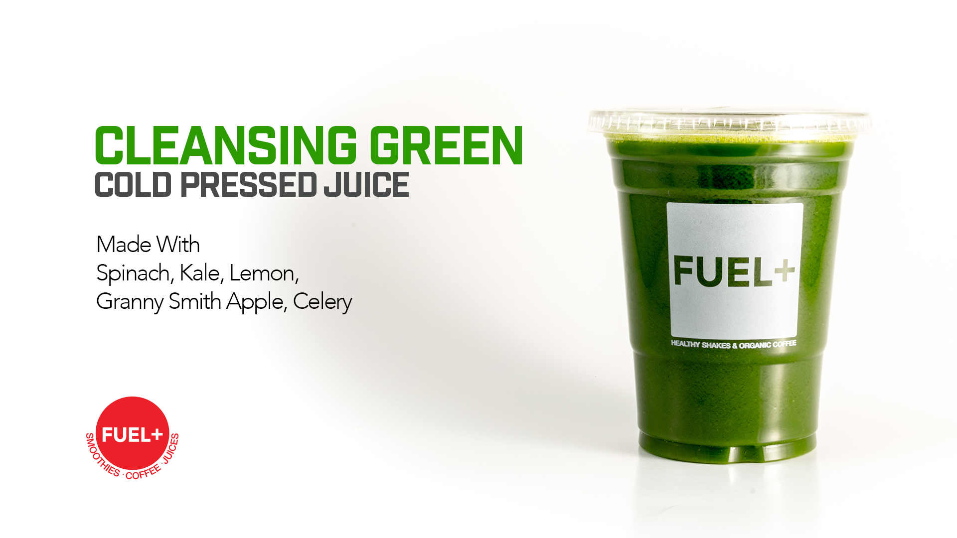 Cold Pressed Green Juice