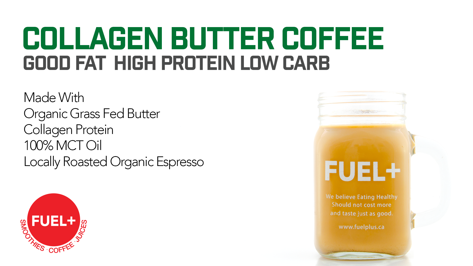 Collagen Butter Coffee