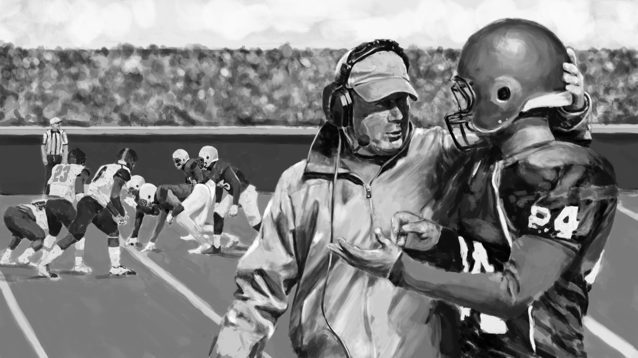 US Cellular - Most Valuable Coach- #6