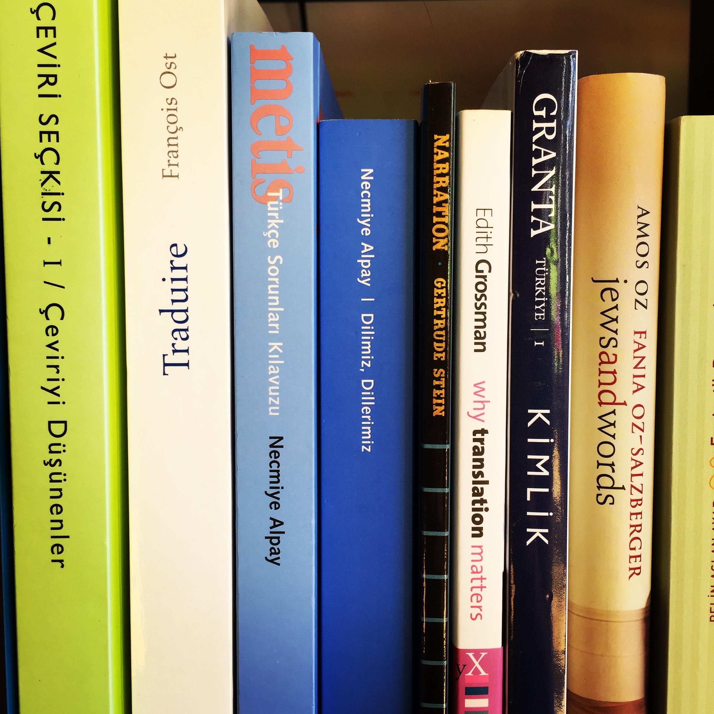 Dans ma bibliothèque, Necmiye Alpay,  toujours emprisonnée ...