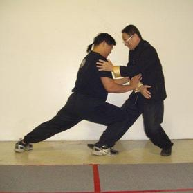 Dr. Hwang, Chinese Martial Arts Center