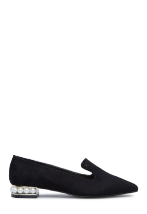 Michelle Pearl-Accent Flat VIP Member Price ($39.95)