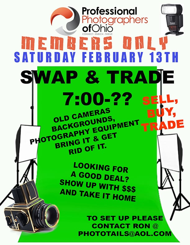 The SWAP Meet will be happening again on Saturday. Come get some great deals!!