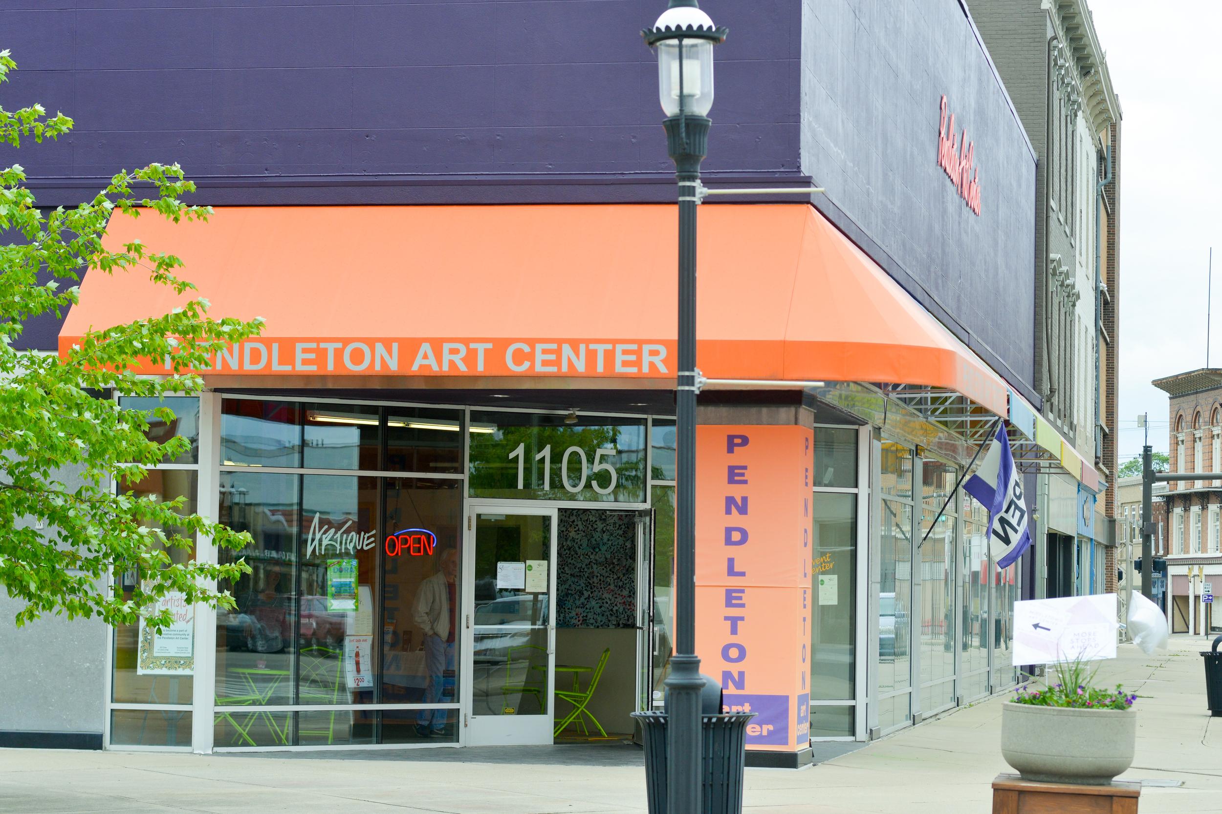 Pendleton Arts Center - Middletown, Ohio
