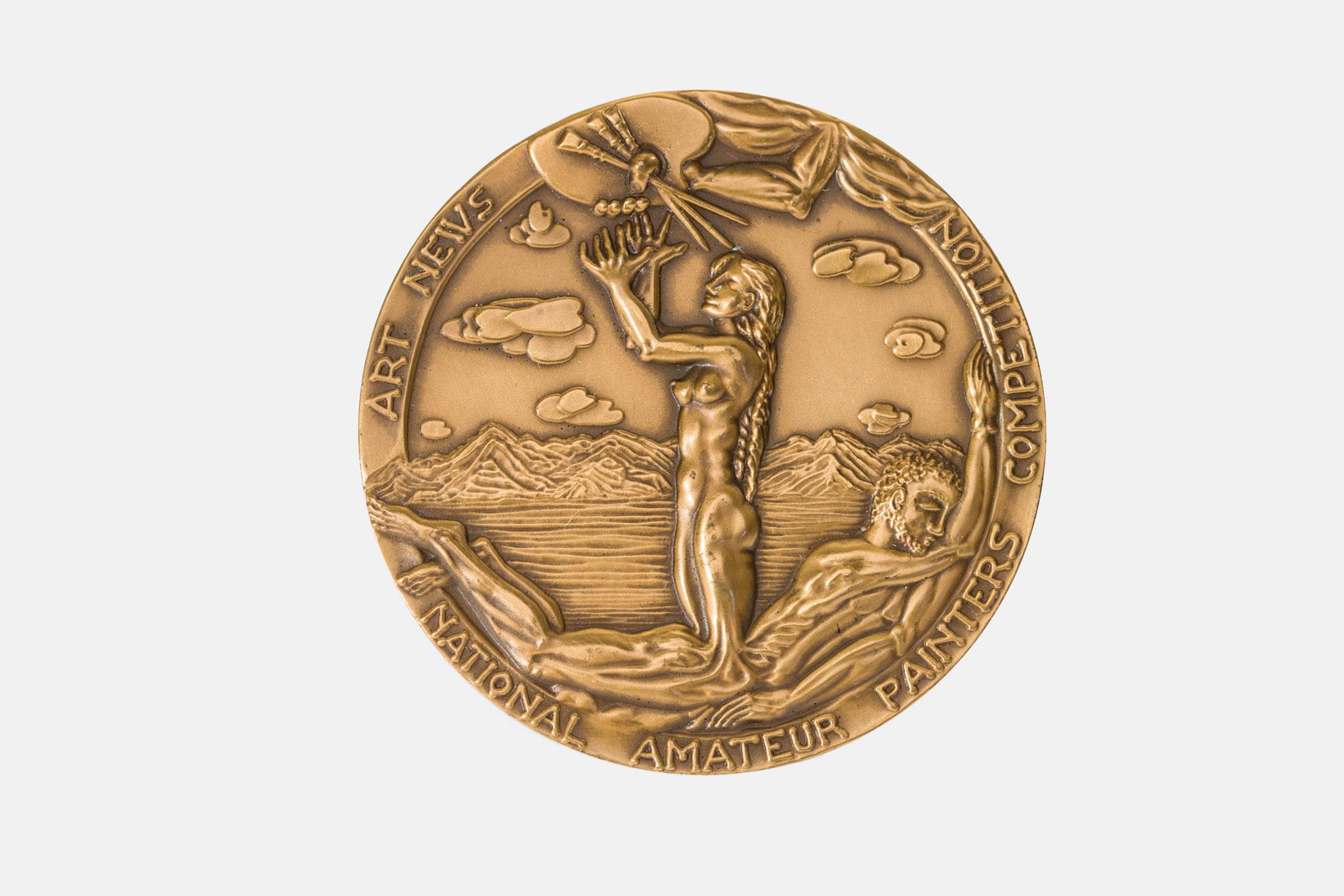 Chris Paulis - David Smith Medallions.jpg