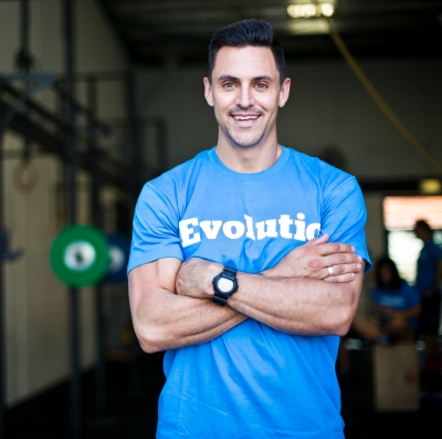 Alex Drew - Founder and Physiotherapist - Evolutio