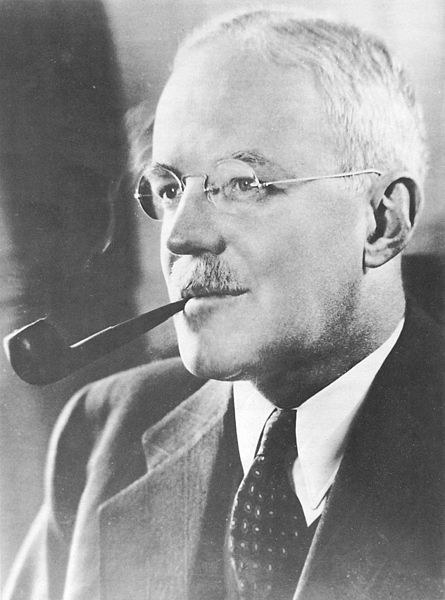 Allen W. Dulles, the head of the CIA during the Eisenhower years of the 1950s