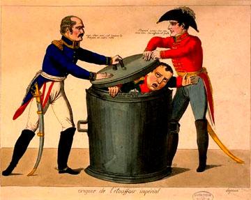 20131211 Blucher_Wellington_i_Napoleon_(1815).jpg