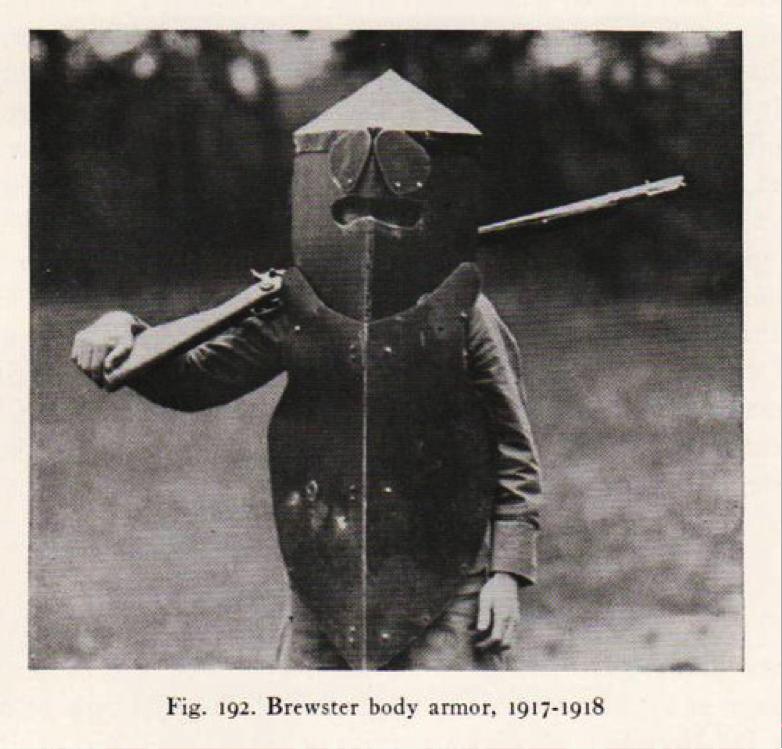Brewster Armor.