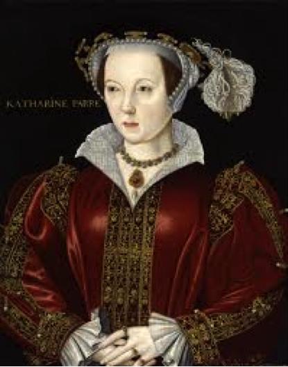 Catherine Parr.