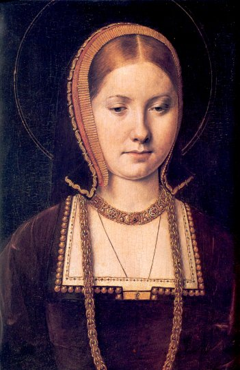 Number 1. Catherine of Aragon. Divorced 1533.