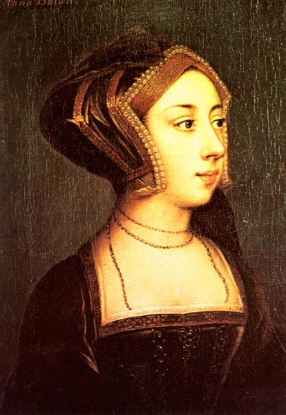 Number 2. Anne Boleyn. Beheaded 1536.