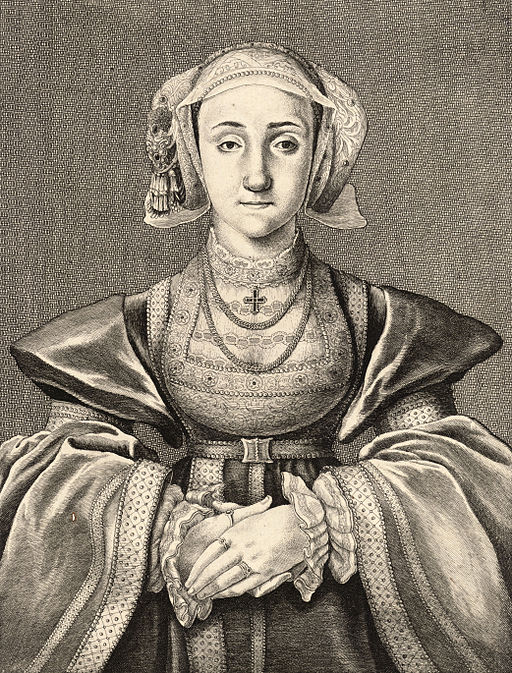 Number 4. Anne of Cleves. Divorced 1540.