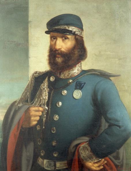 Giuseppe Garibaldi by Gerolamo Induno
