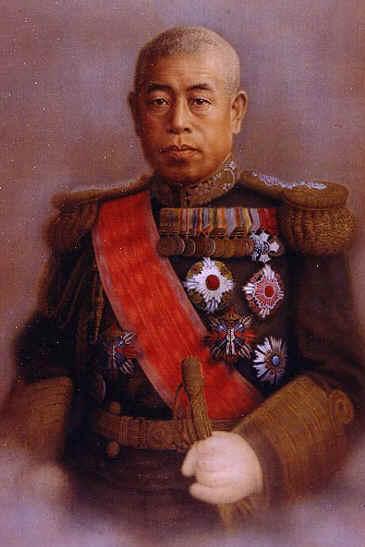 Admiral Isoroku Yamamoto.