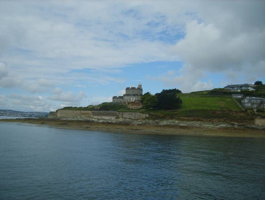 St Mawes Castle from the River Fal. Author's image used with author's permission.