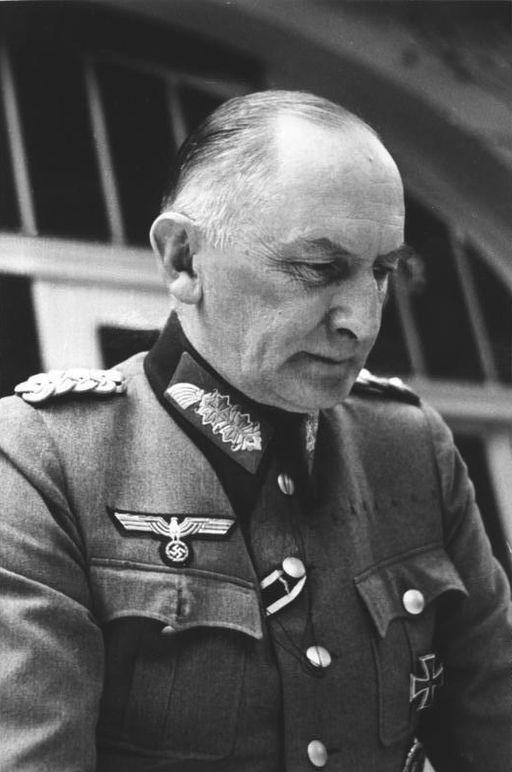 Field Marshal Erwin von Witzleben in 1939. Source: Bundesarchiv, Bild 146-1971-069-87 / CC-BY-SA