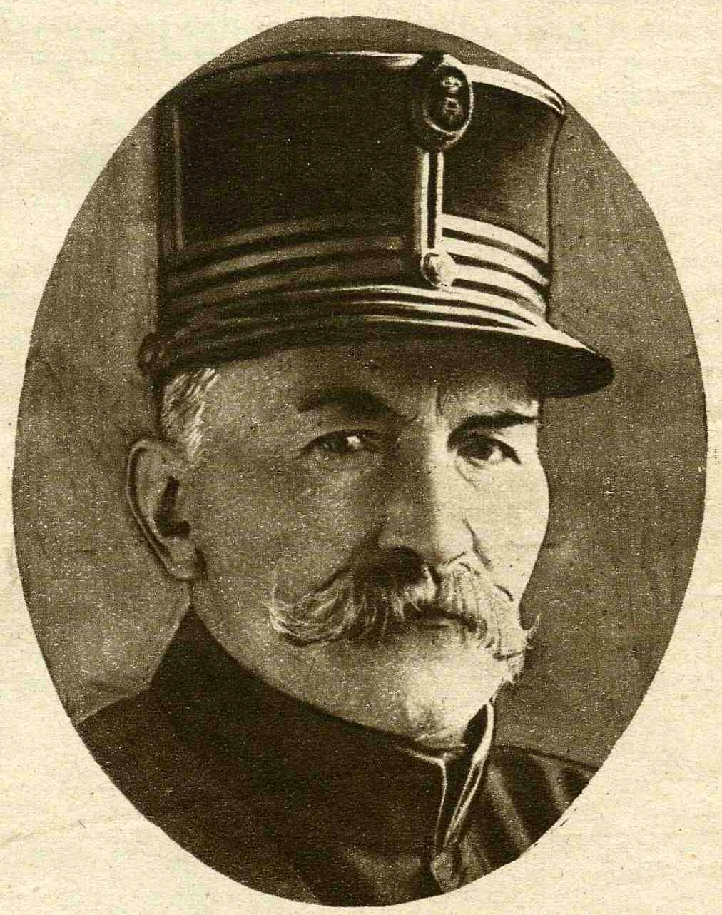 General Gerard Leman., the Belgian in charge of the defense of Liege.