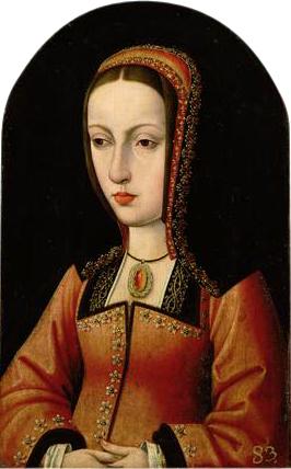 Joanna of Castille, c. 1496