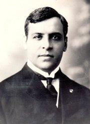 Aristides de Sousa Mendes, who helped save the lives of many people from the Nazis.