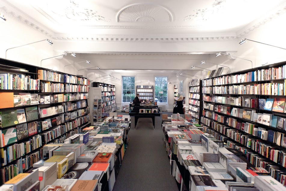 AA Bookshop, LDN, photo Nex Architectures