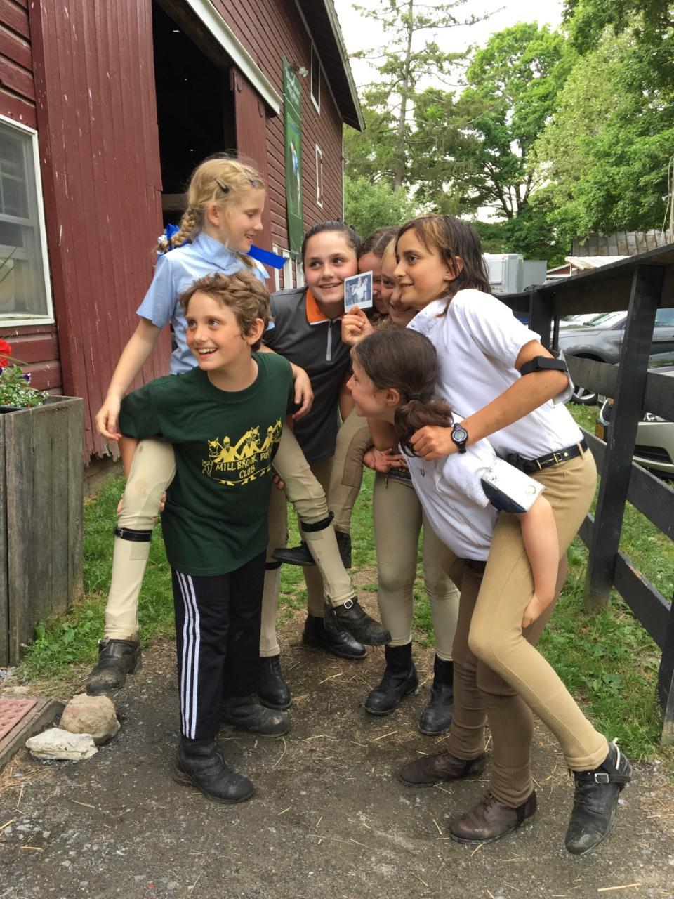 Millbrook Pony Clubers