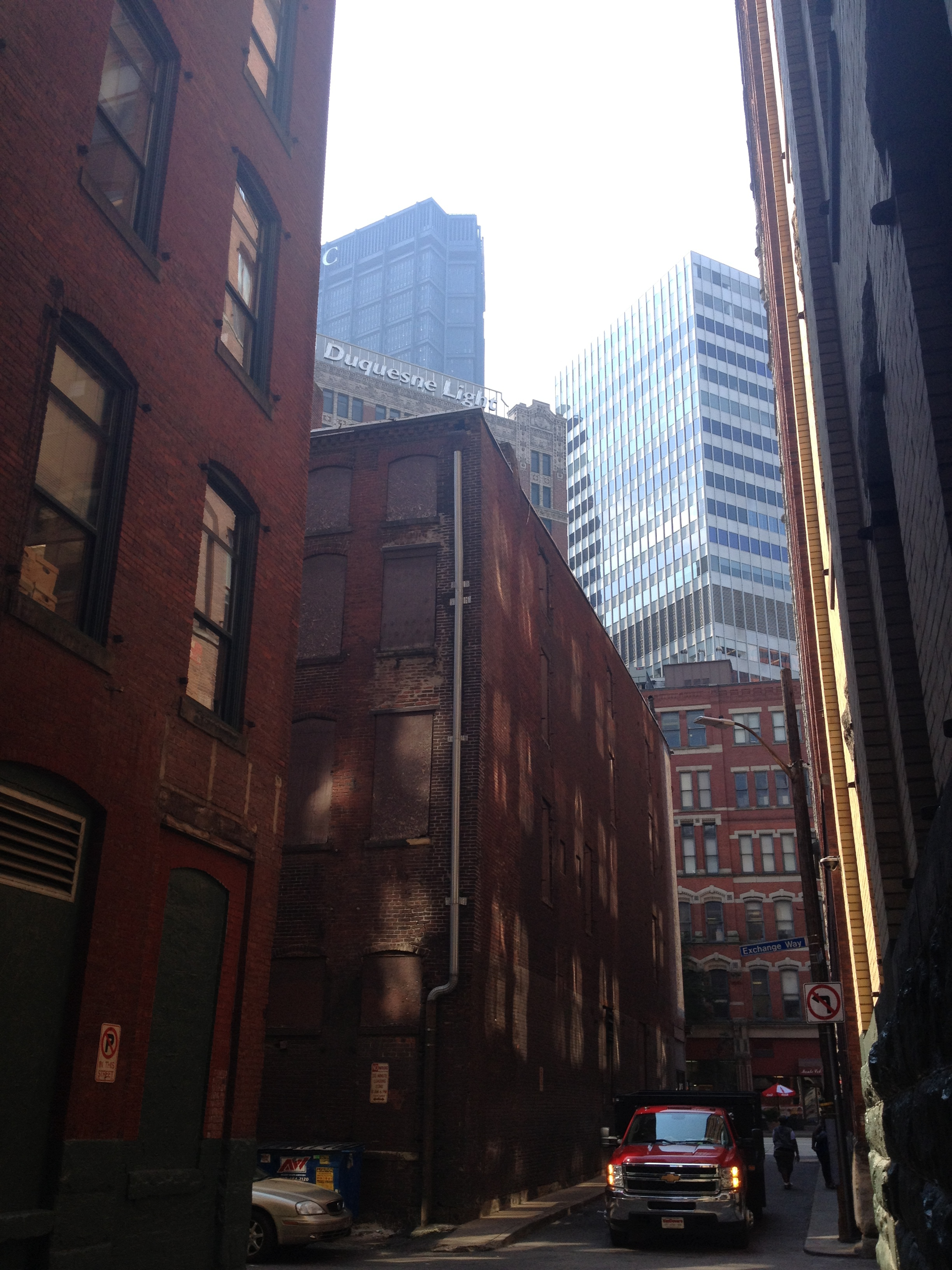 The city is filled with more than just cool looking old buildings.