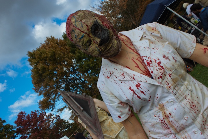 Zombie Nurse (one of many)