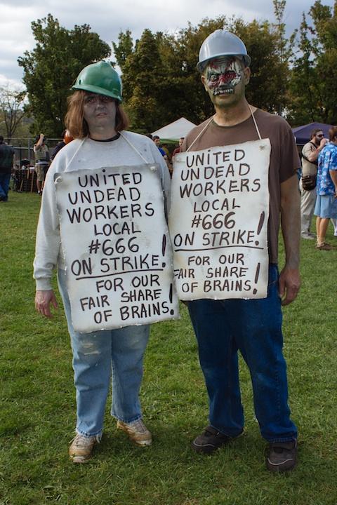 Zombie Union