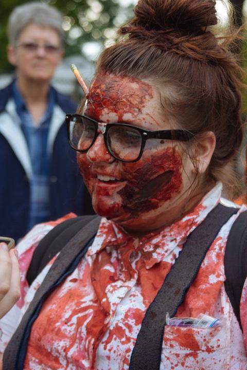 Zombie Nerd