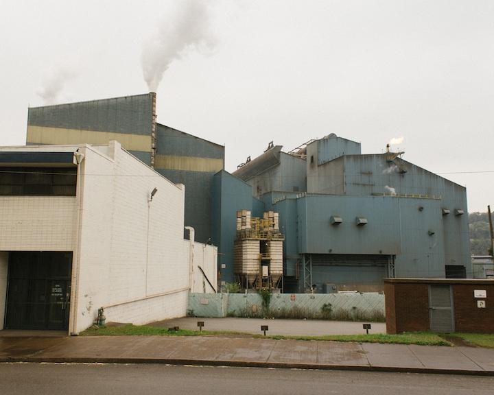 Steel Mill, Braddock PA