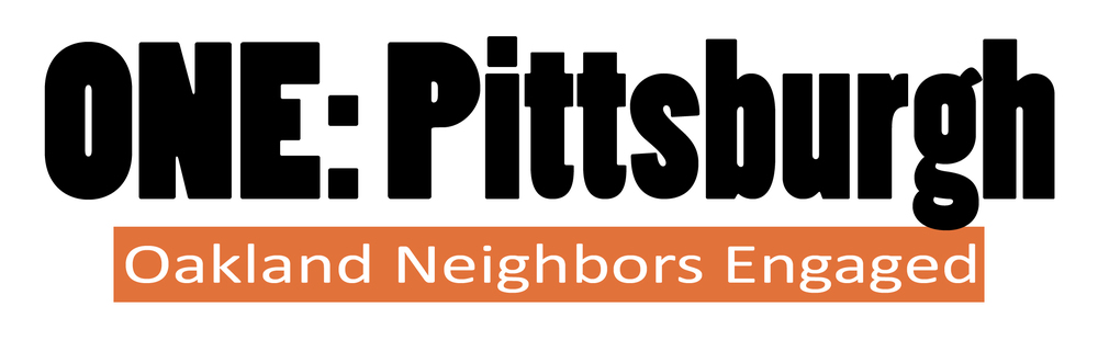 Logo for the Community Based Participatory Research project between the University of Pittsburgh and CHS.