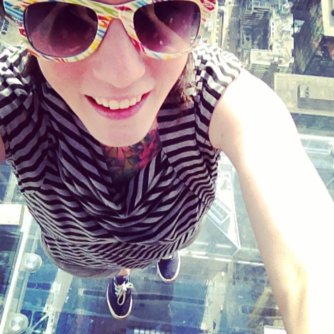 The Ledge in Sky Deck, (Willis Towner)