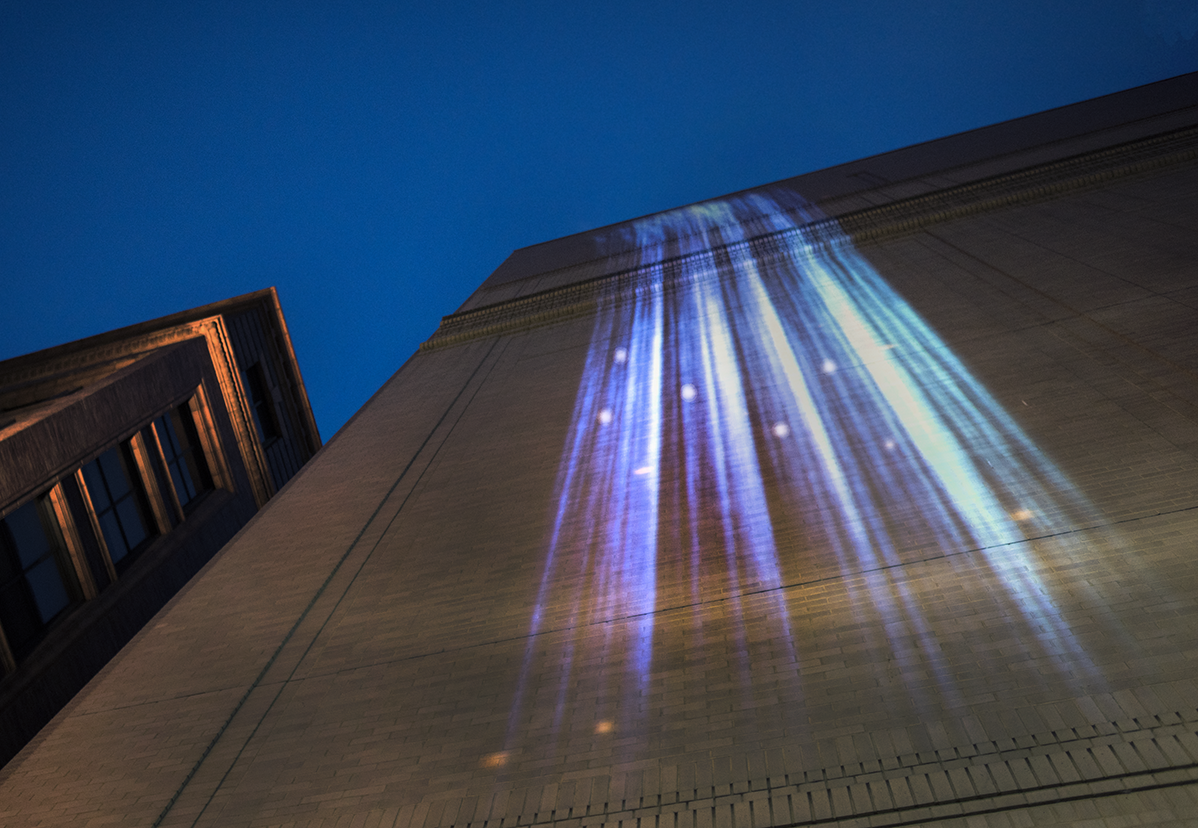 Image of Particle Falls in Downtown Pittsburgh takenfrom   breatheproject.org  .