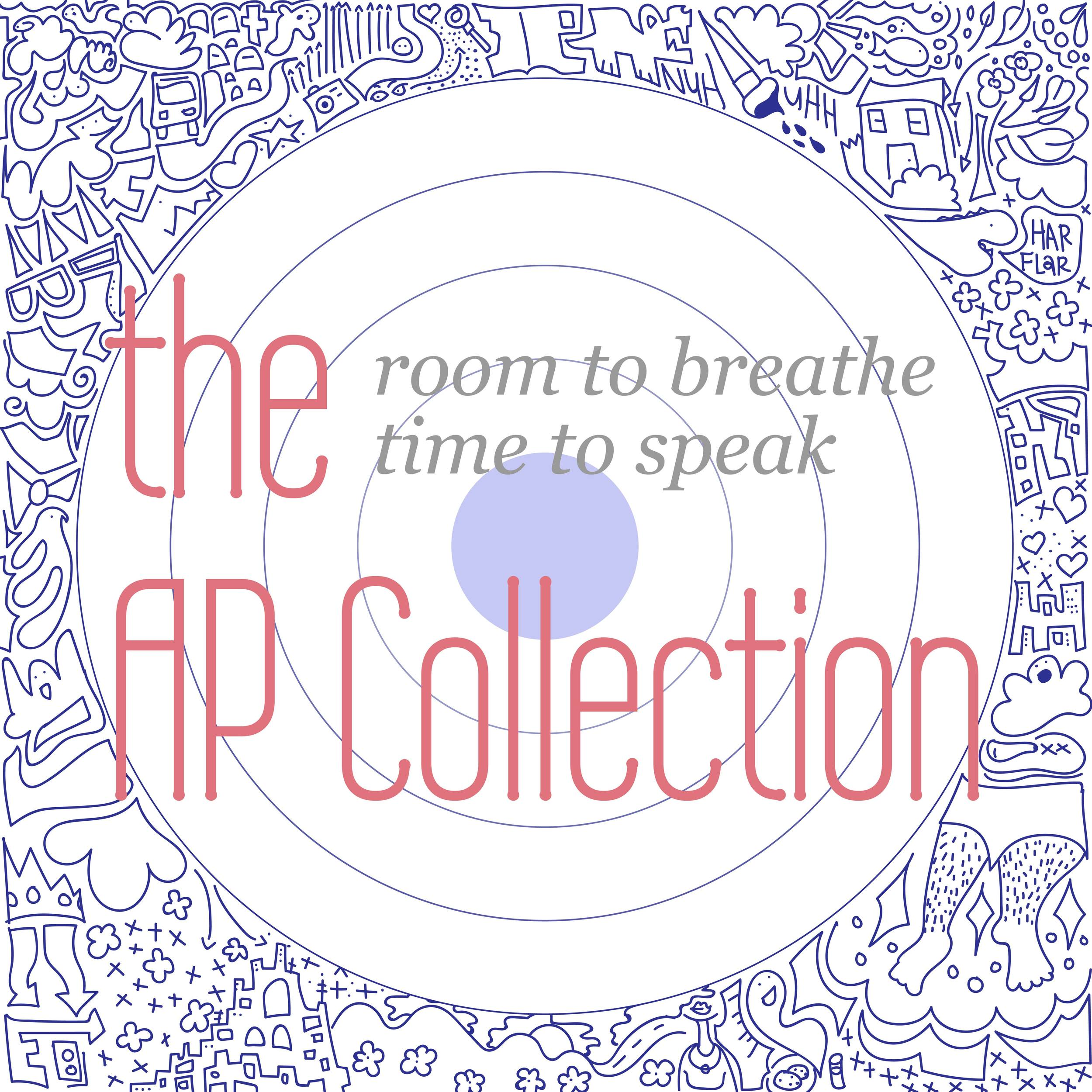 New logo for The AP Collection!