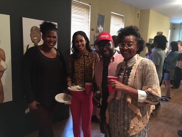 Arlane, Kee, RB (collectors), and Naomi Walker (artist)
