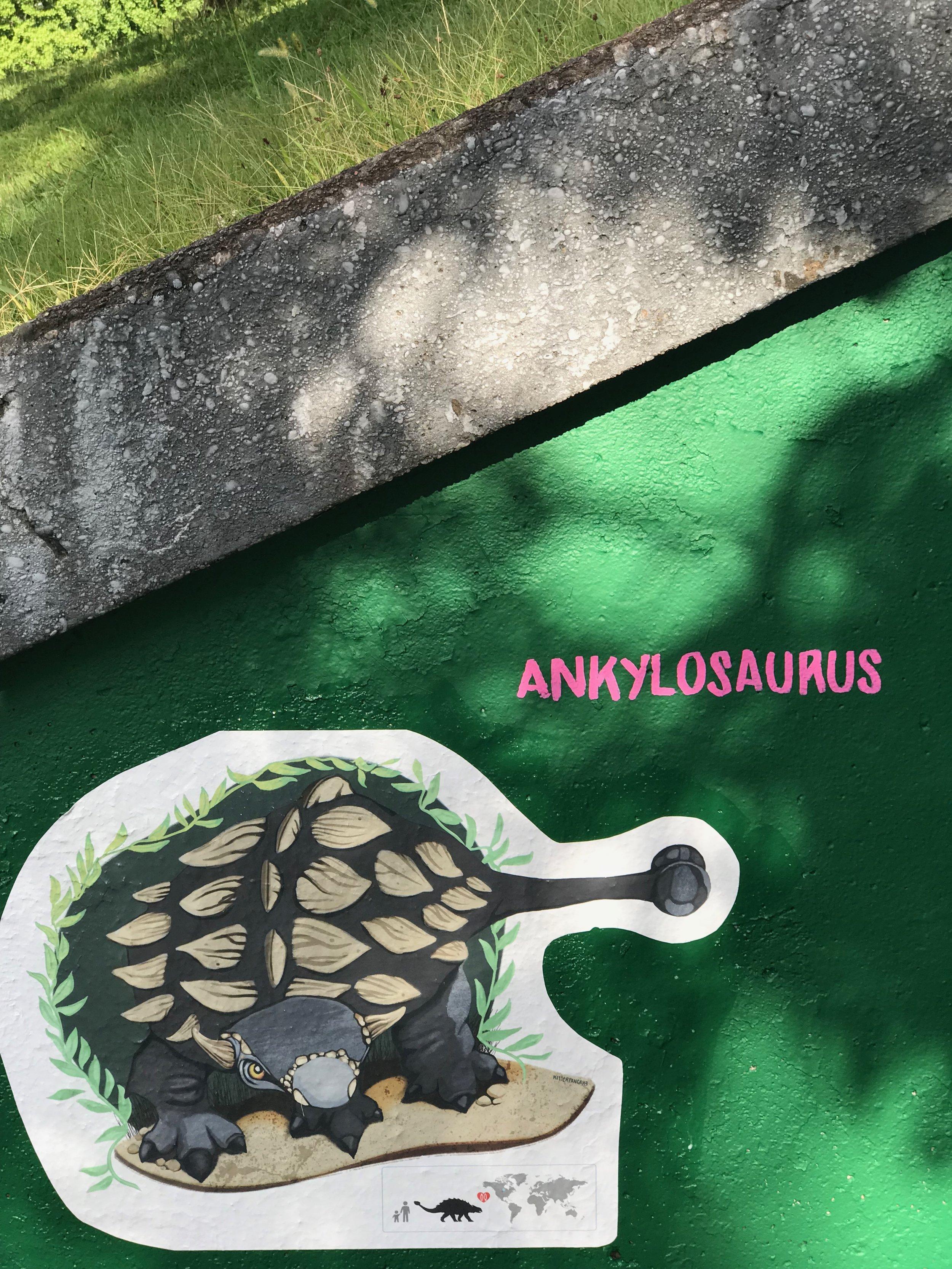 Anylosaurus